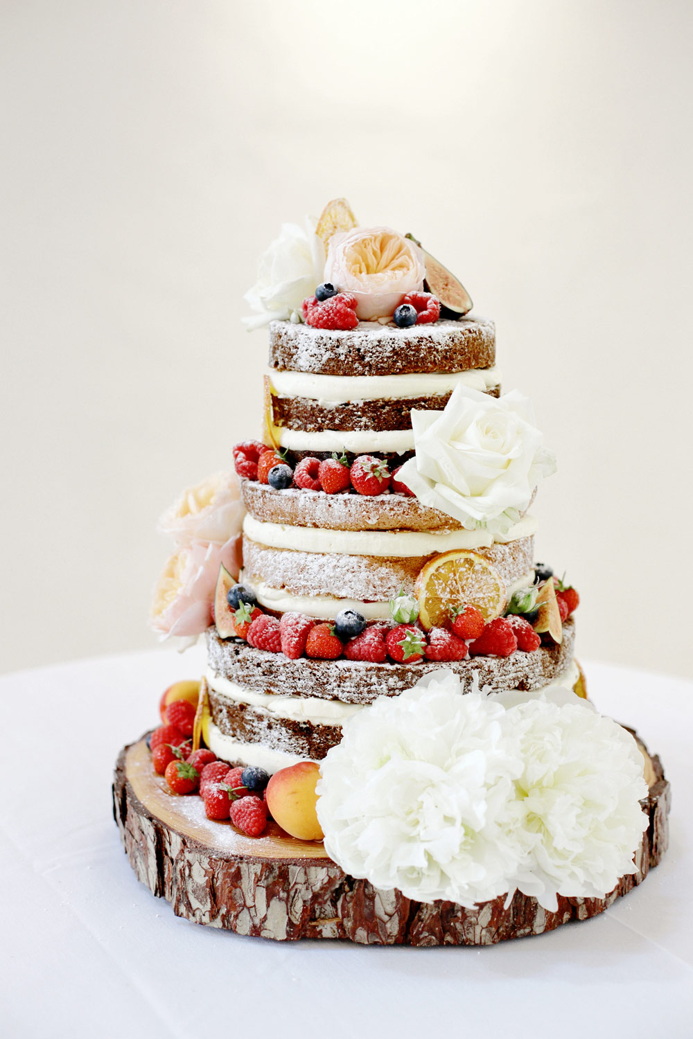 millbridge court naked wedding cake photo