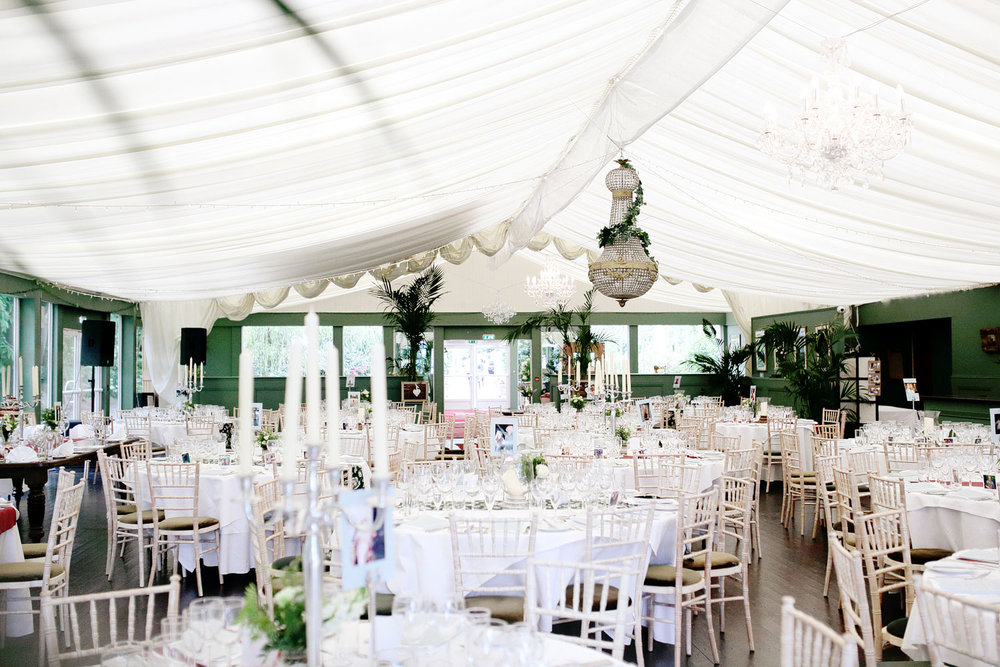 tinakilly house marquee wedding venue