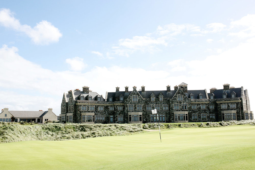 trump international doonbeg resort