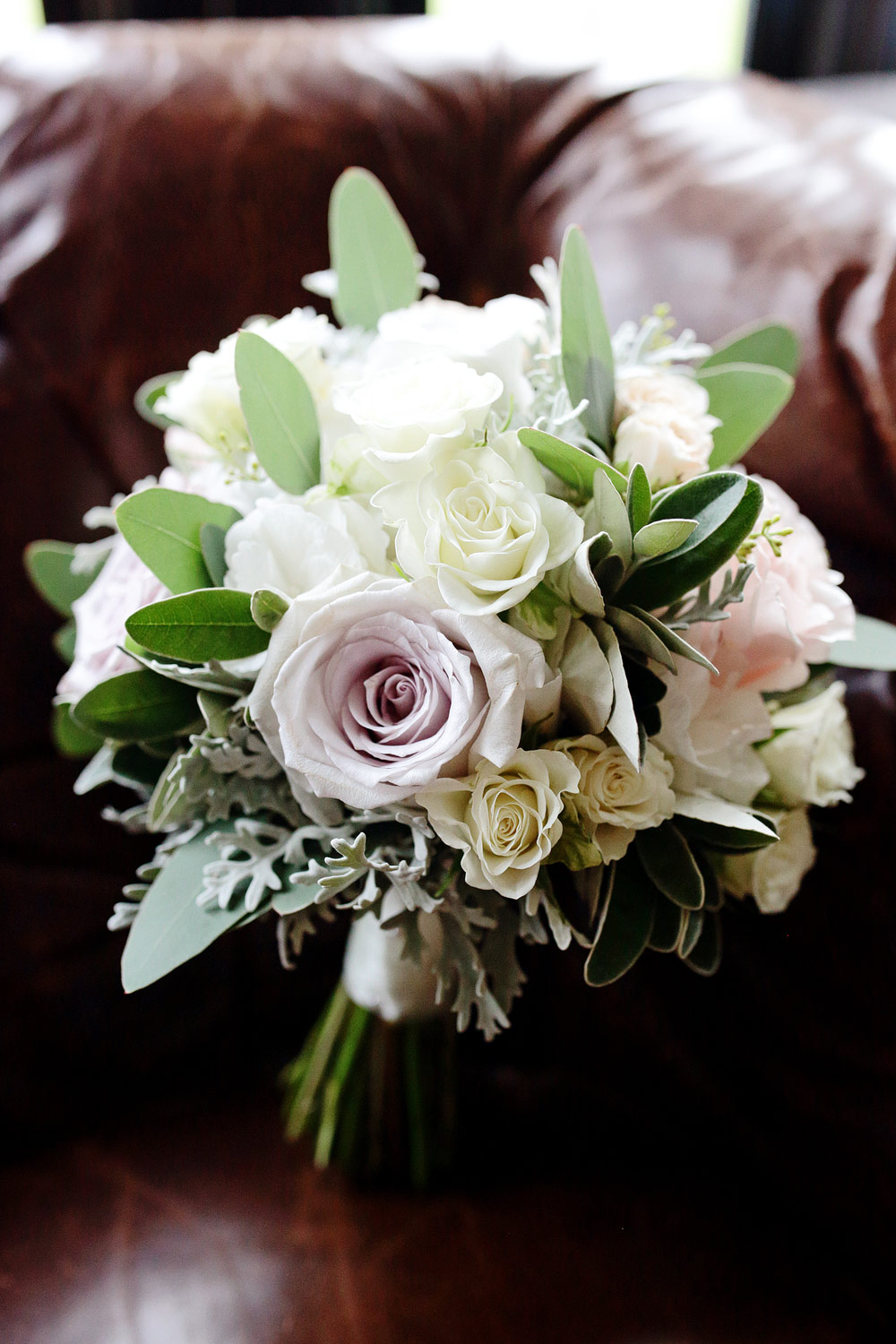 wedding bouquet photo trump doonbeg clare ireland