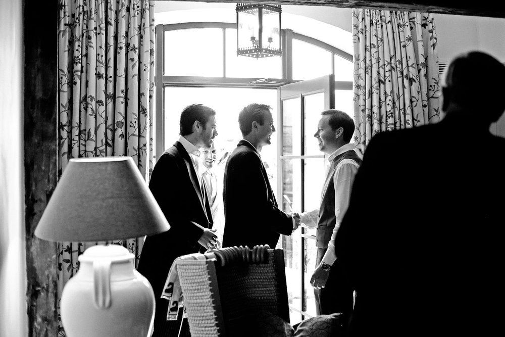 groom preparations at trump intrenational doonbeg ireland