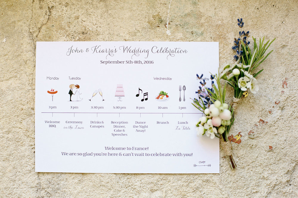 wedding inspiration chateau lagorce bordeaux