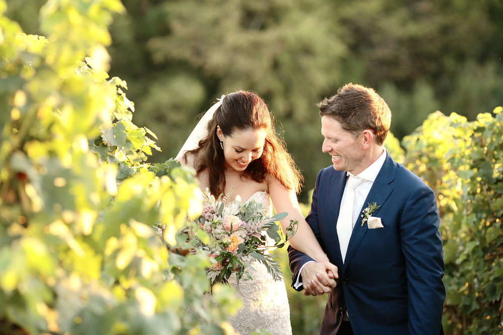 destination vineyard wedding France