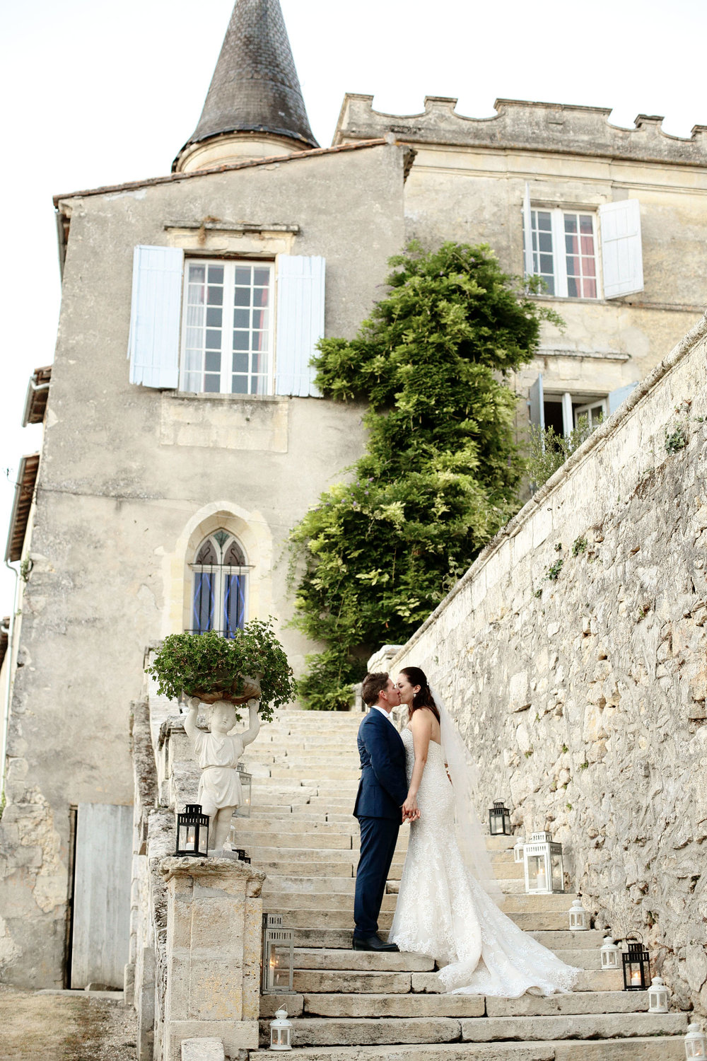 chateau Lagorce wedding Bordeaux
