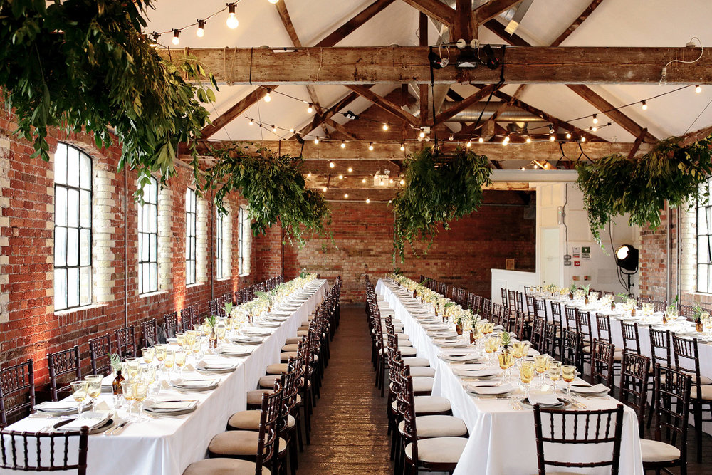 loft studios alternative london wedding venue
