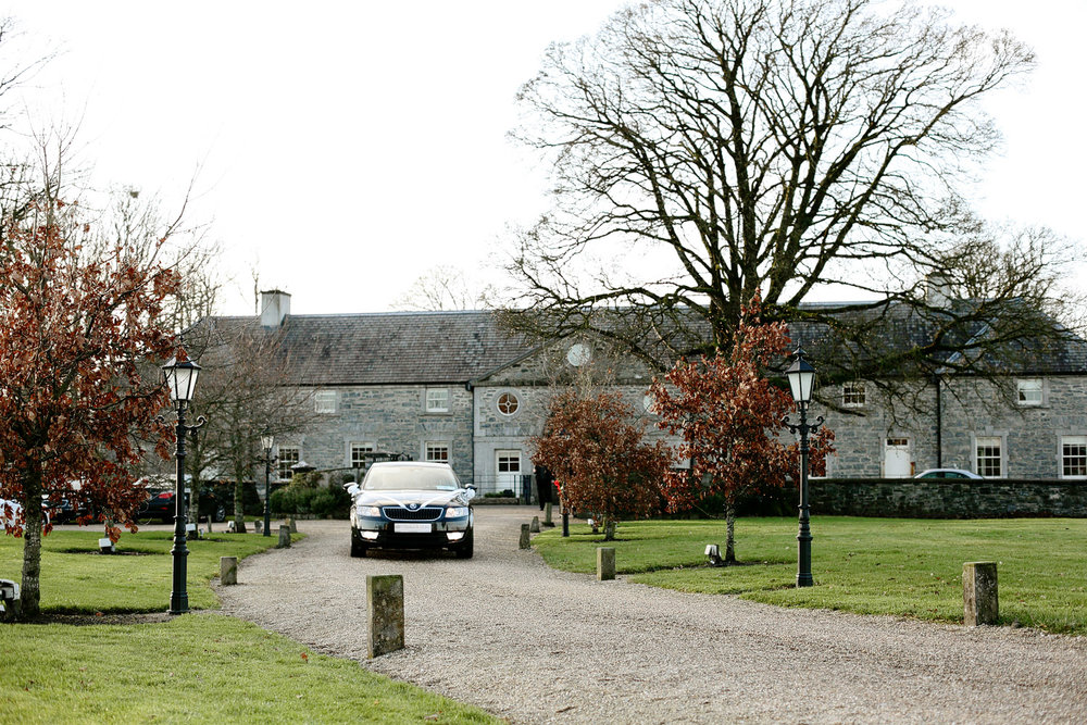 Clonabreany House wedding venue in Meath