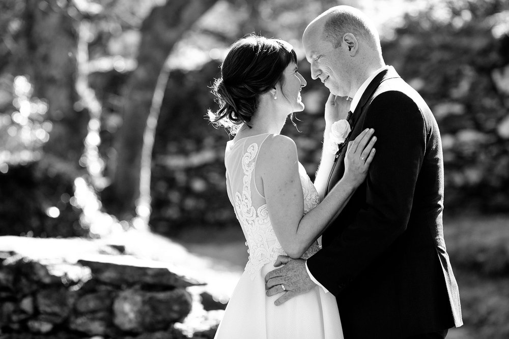 wedding in gougane barra photo