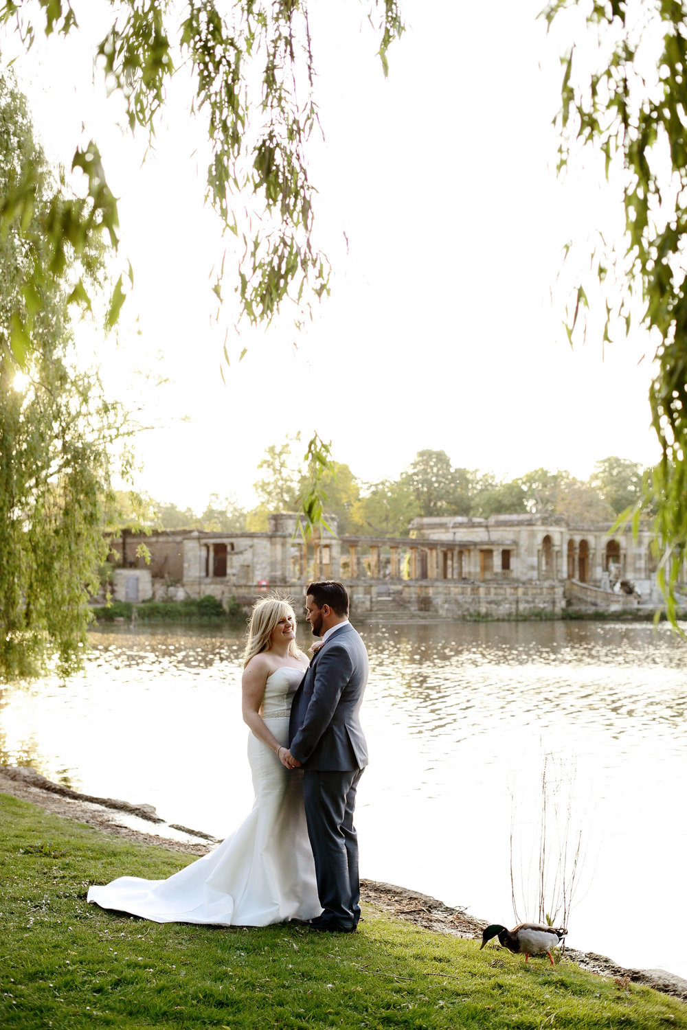 Hever Castle wedding photographer