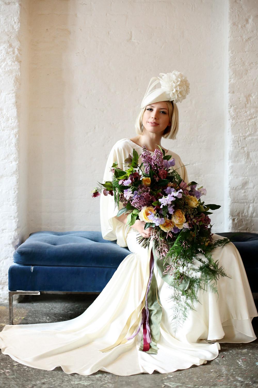 luxury bridal style