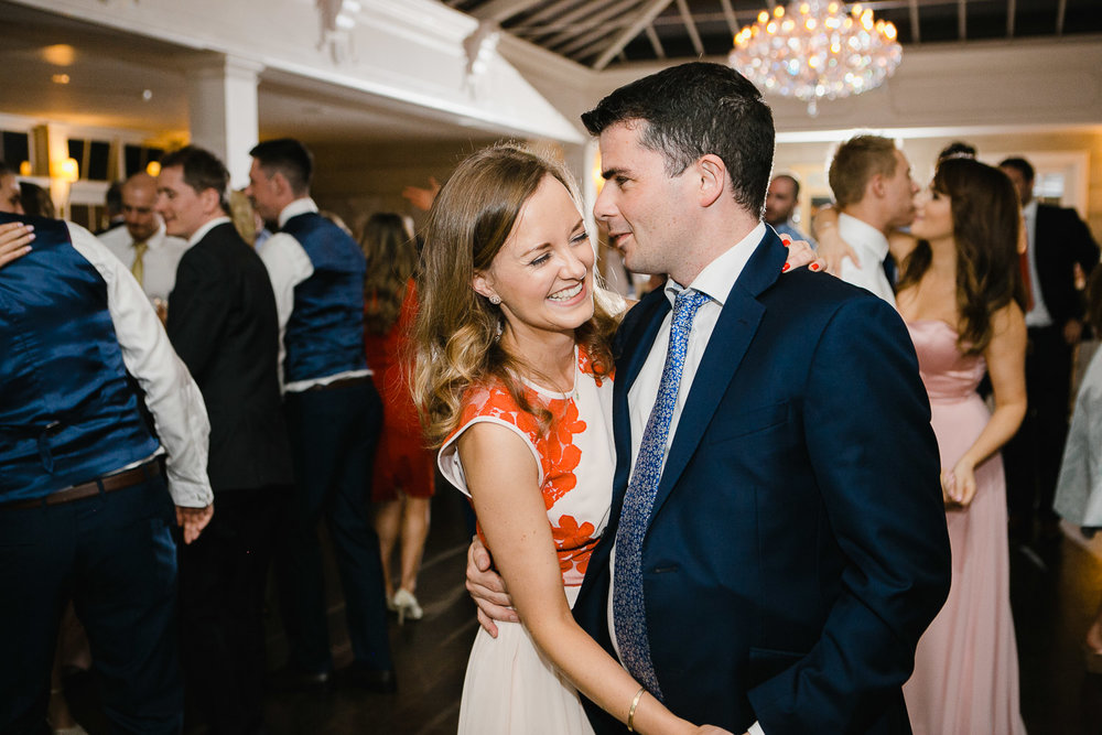 candid guest photo tankardstown wedding