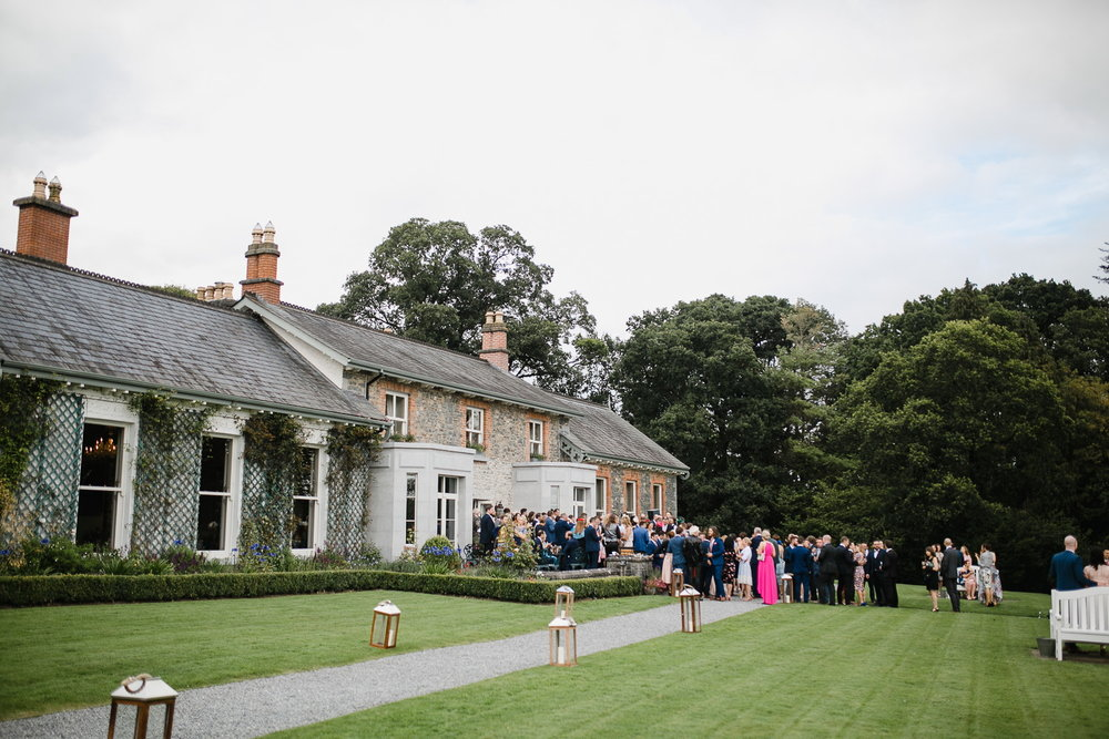 virginia park lodge luxury wedding venue Ireland