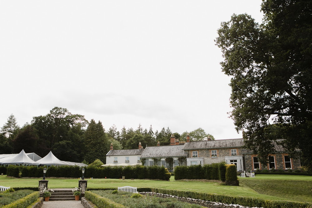 virginia park lodge wedding venue in cavan ireland