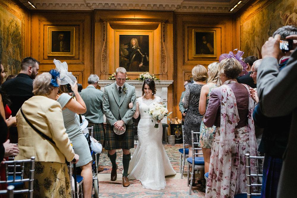 Dumfries House Ayrshire wedding photos