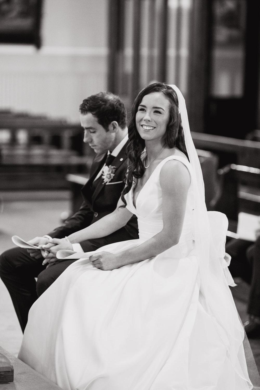 Church Wedding Ceremony In Ireland