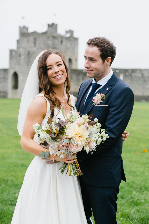 Trim Castle Hotel Wedding Photos