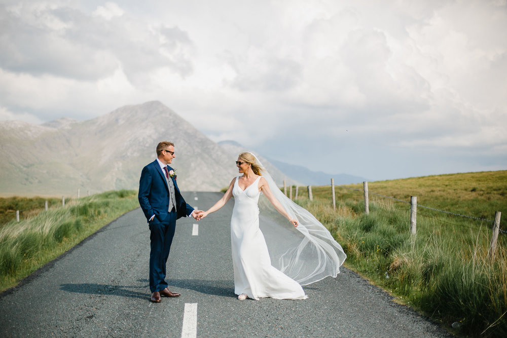 Wedding Photography in Connemara, Galway