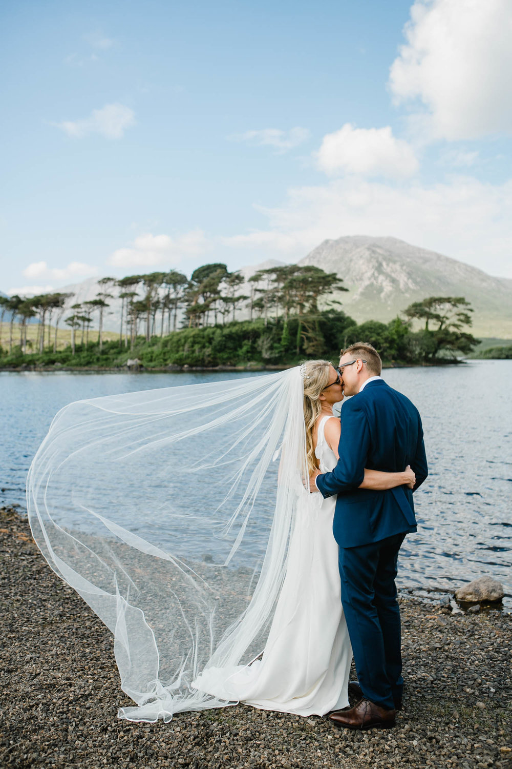 Wild Atlantic Way Wedding Photo Ireland