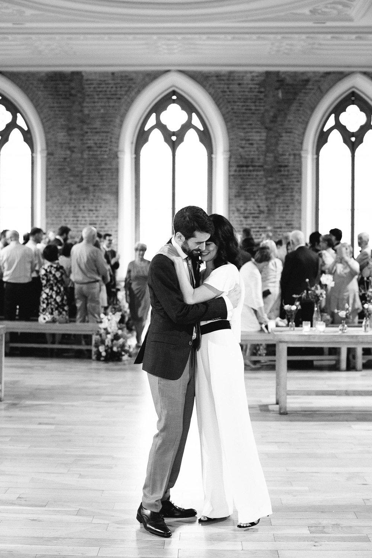 Intimate Dublin City Wedding Photography
