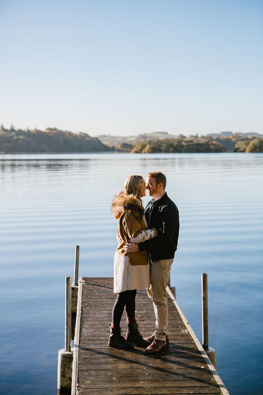 Engagement Photoshoot In Ireland
