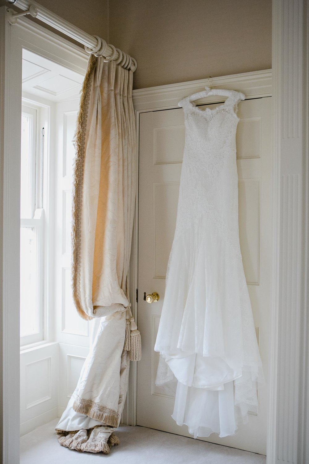 Tankardstown House Wedding Jesus Piero Dress Photo