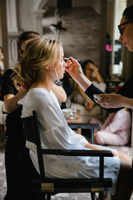 Bridal Make-Up And Hair In Vienna