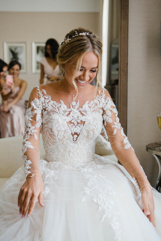 Natural Bridal Photos Vienna Austria Wedding