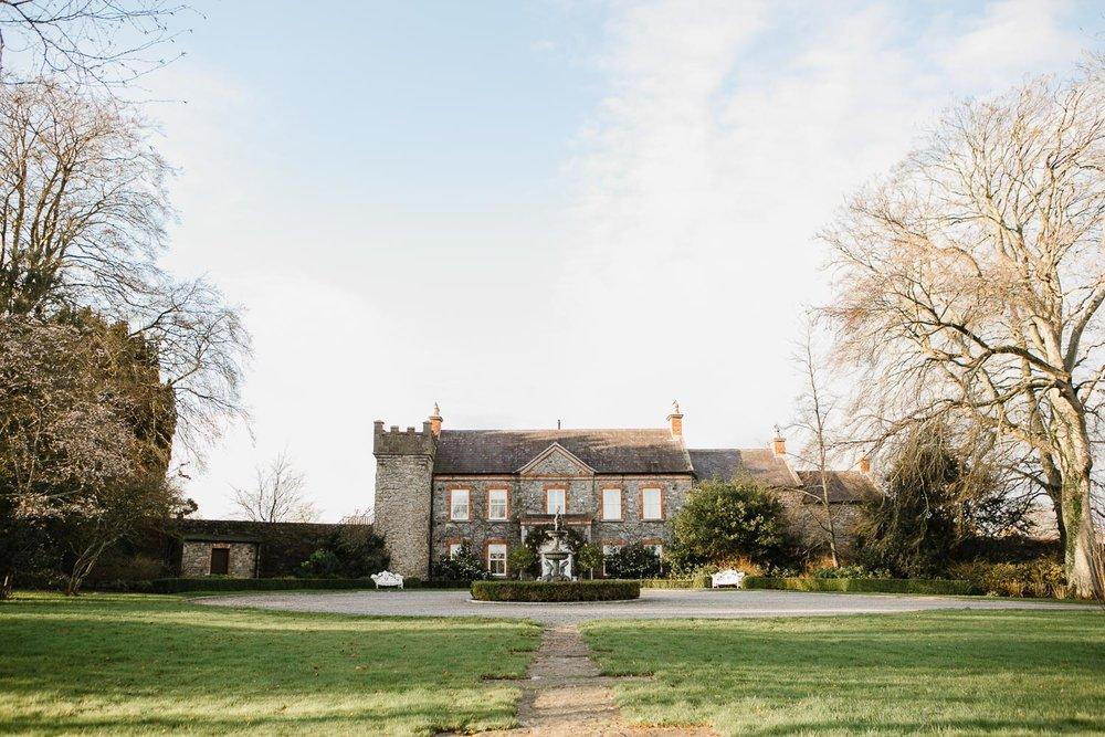 Ballymagarvey Village Manor House Meath