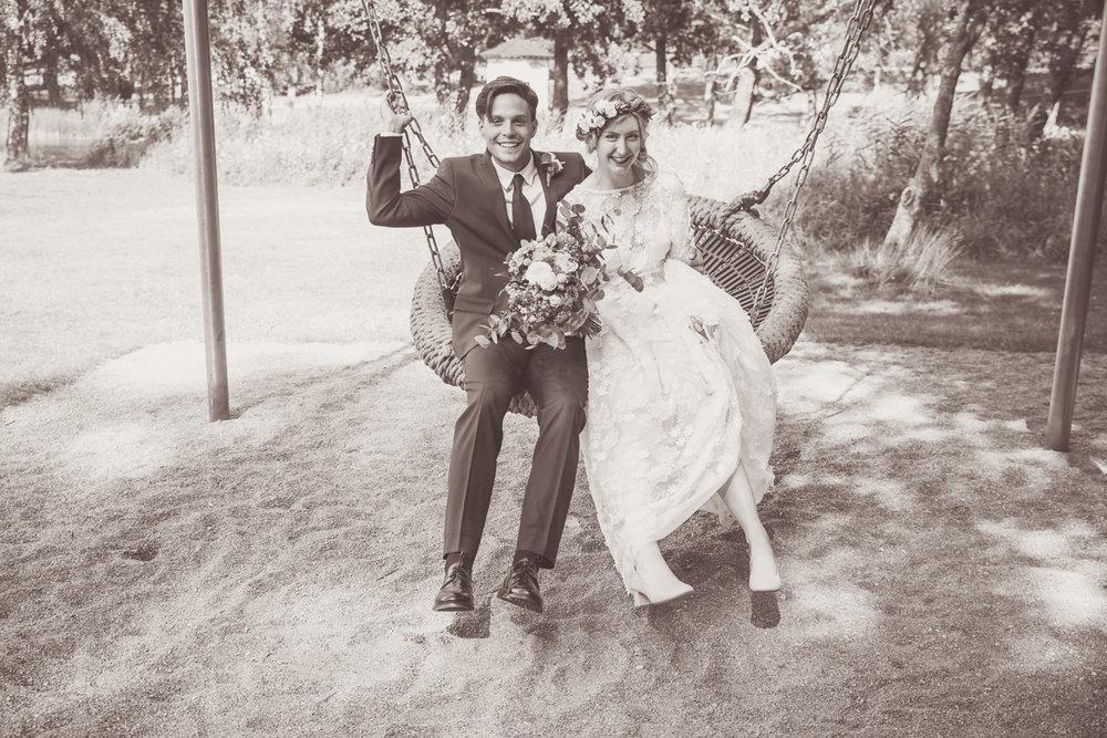 Bröllop Taxinge Slott
