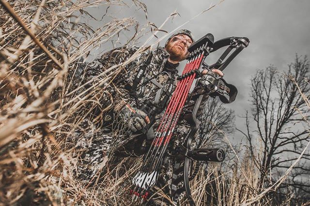 What it means to be a bowhunter can only be defined by the individual holding the bow. #cuttheair #hunt #bowandarrow #stickandstring #struttinbuck #sickforit