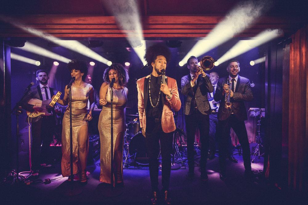 The Arts Club House Band | ALR Music