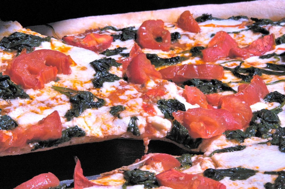 Quattro Formaggi Pizza