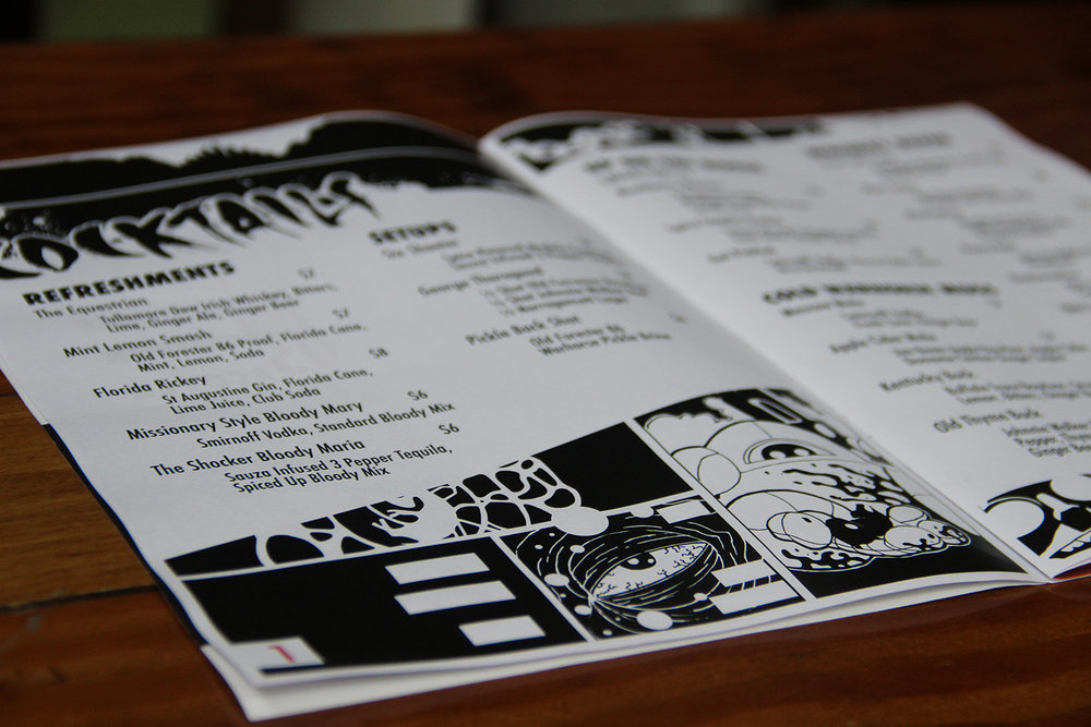 Cocktails Page