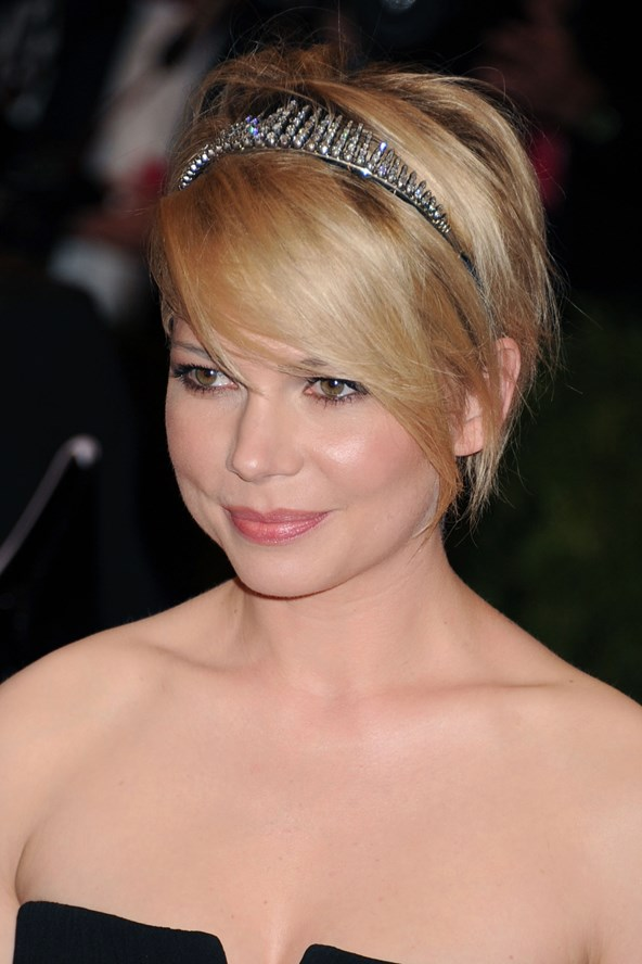 Michelle Williams. Image Vogue.com