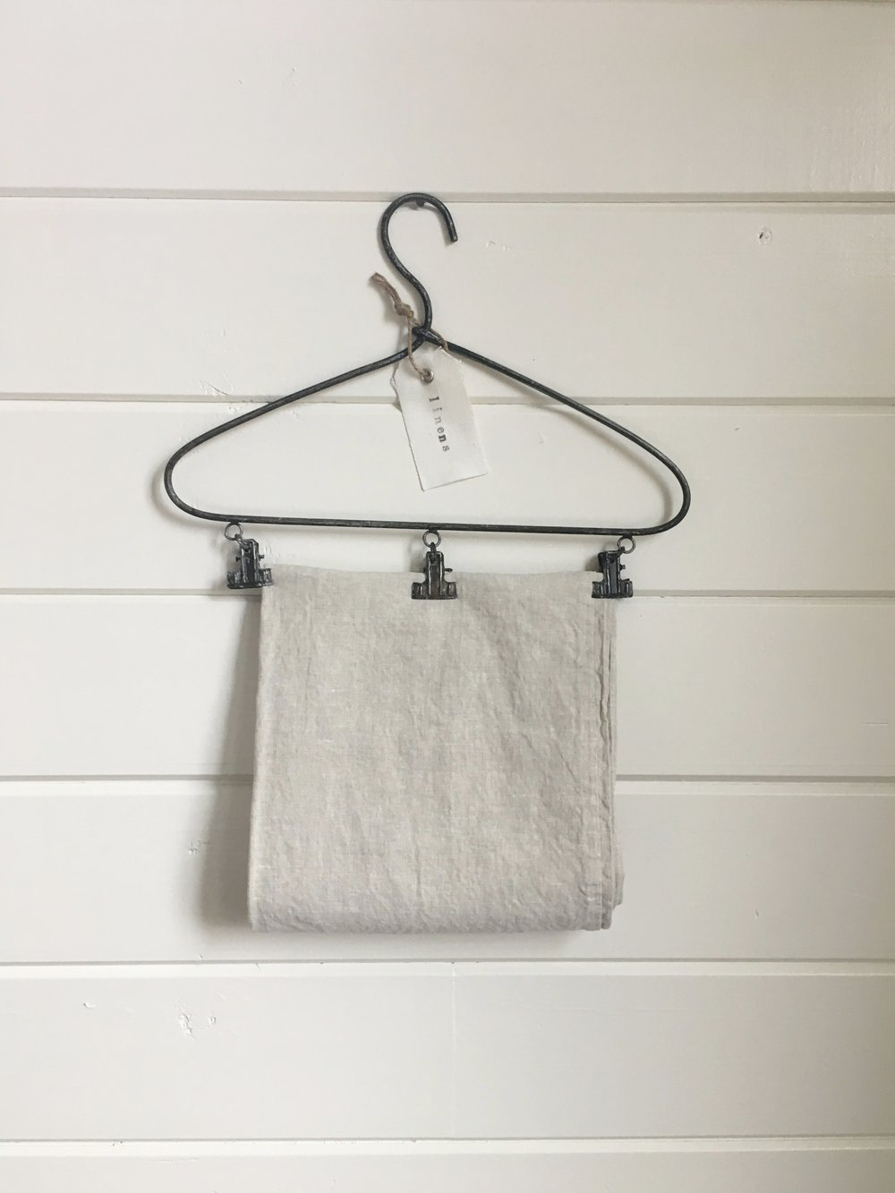 premium washed flax linen