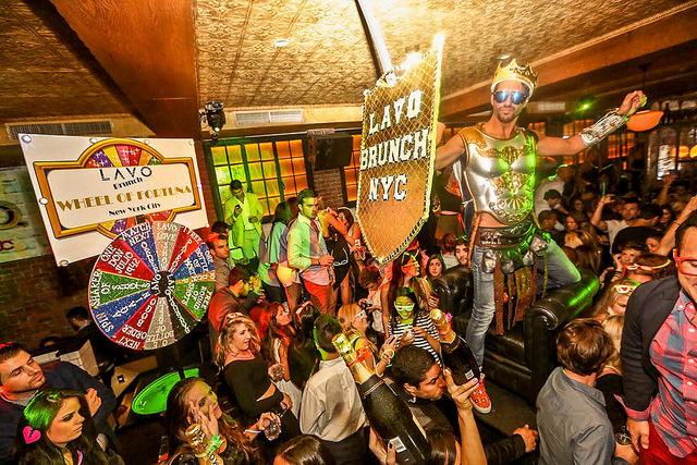 BEST PARTY BRUNCH: LAVO
