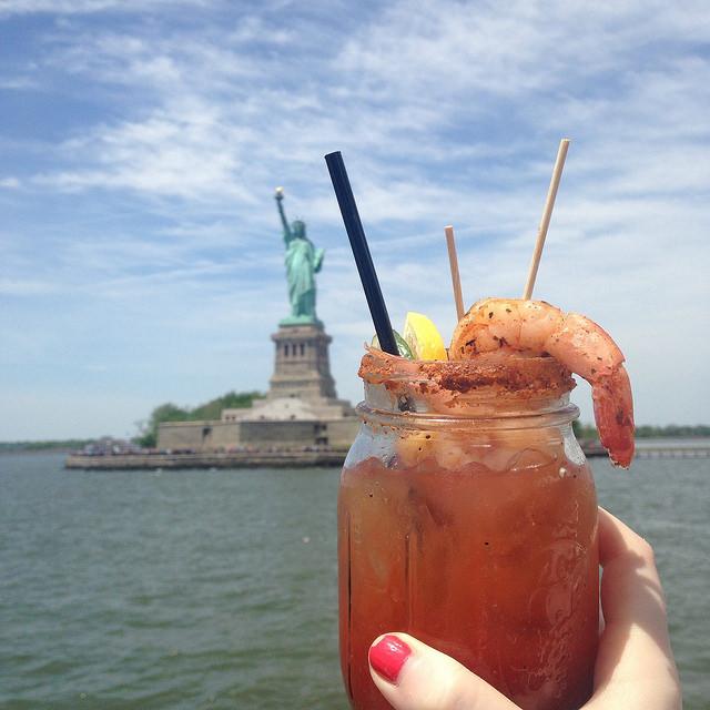 BEST BRUNCH FOR TOURISTS: SPIRIT OF NEW YORK