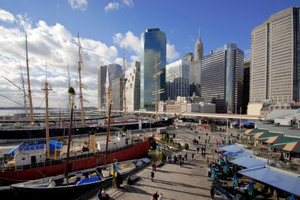 Rediscover the South Street Seaport