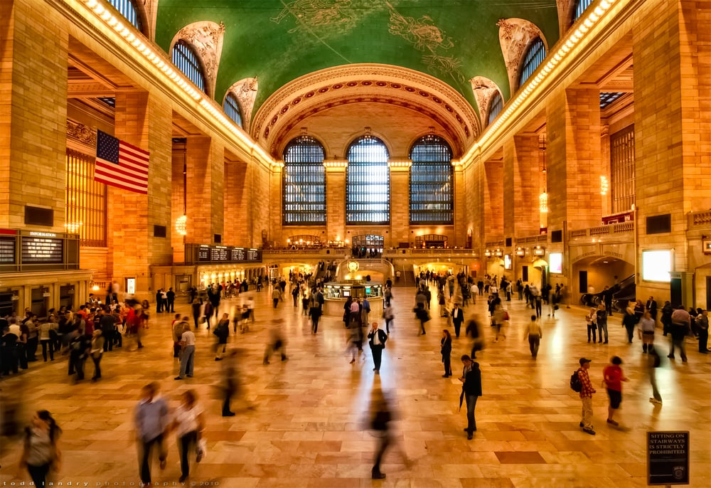 cover Grand Central Station