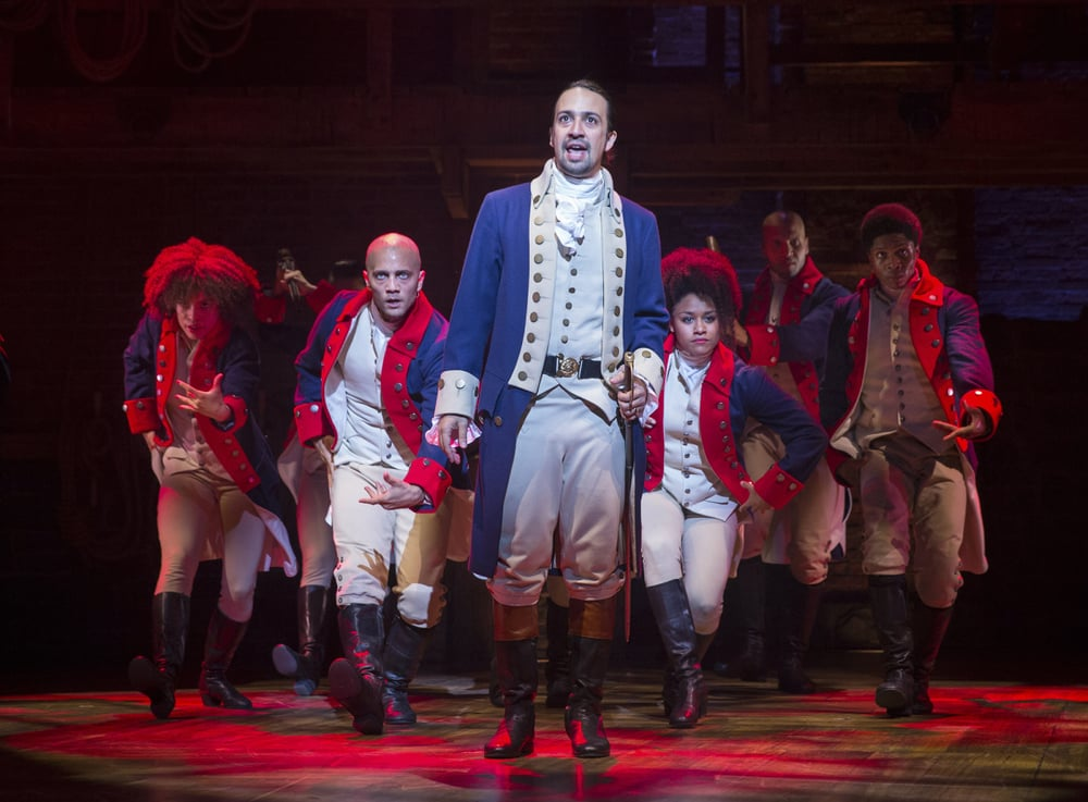 (Try to) see Hamilton on Broadway