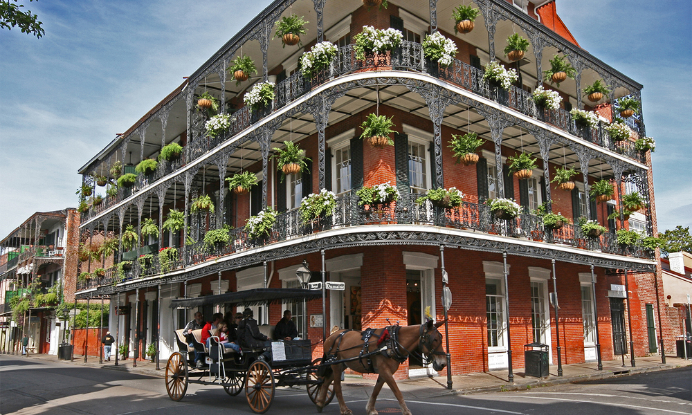 New Orleans, Louisiana, U.S.A.