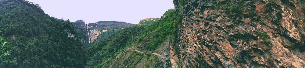 Gocta, Peru.