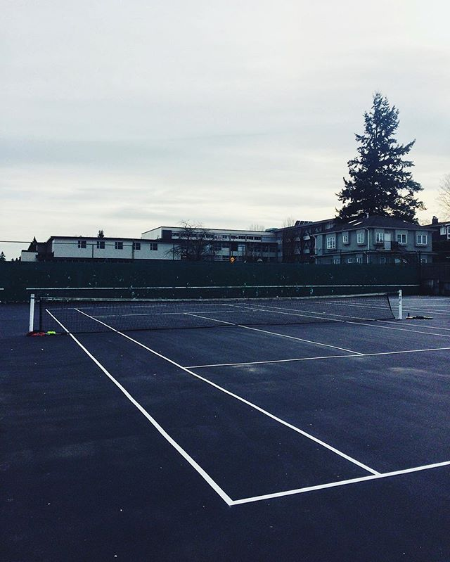 Spring's here. __________ #tennis #grandslam #urban #beckerfaust