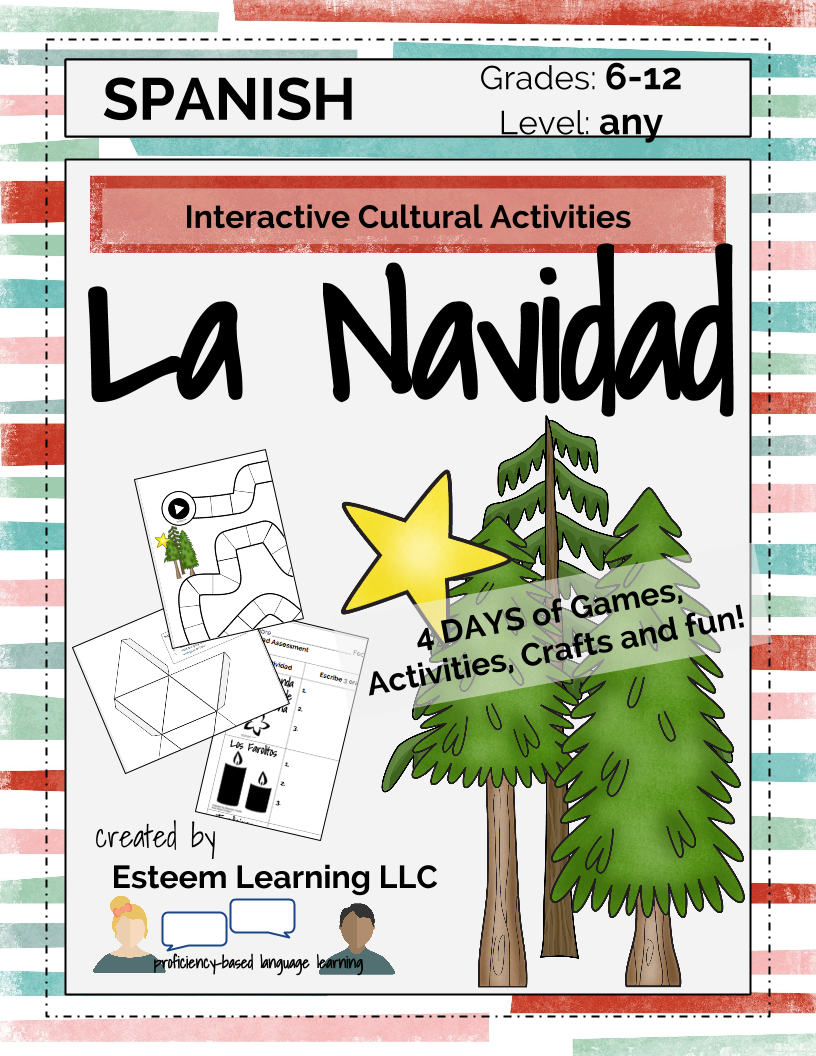 Updated Product! - Interactive Cultural Activities for Christmas ...