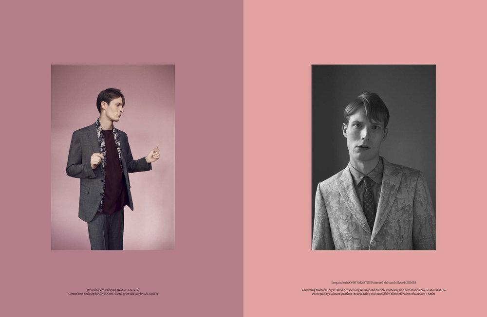 Pop Colours Port Magazine