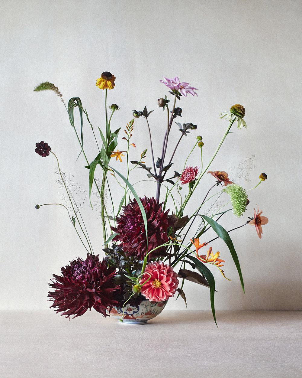 M Le Monde Fjura x The Garden Edit