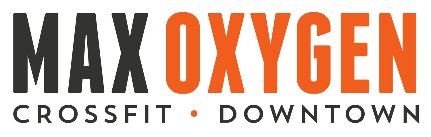 Max Oxygen Crossfit Downtown