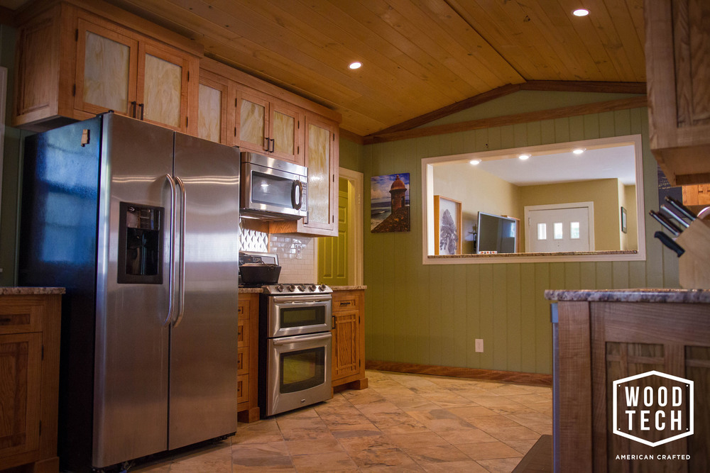 Custom Wood Cabinets Huntsville