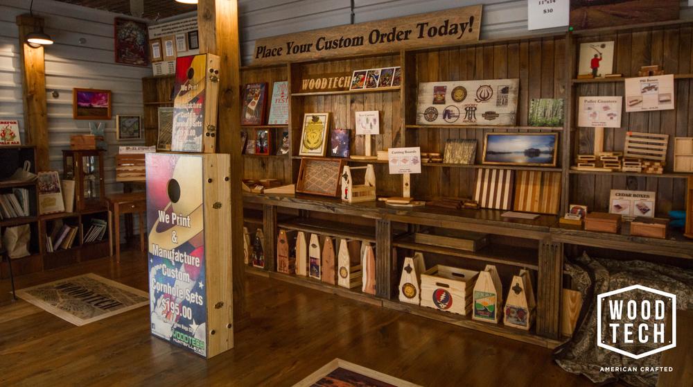 Woodtech Showroom Jefferson Street 2