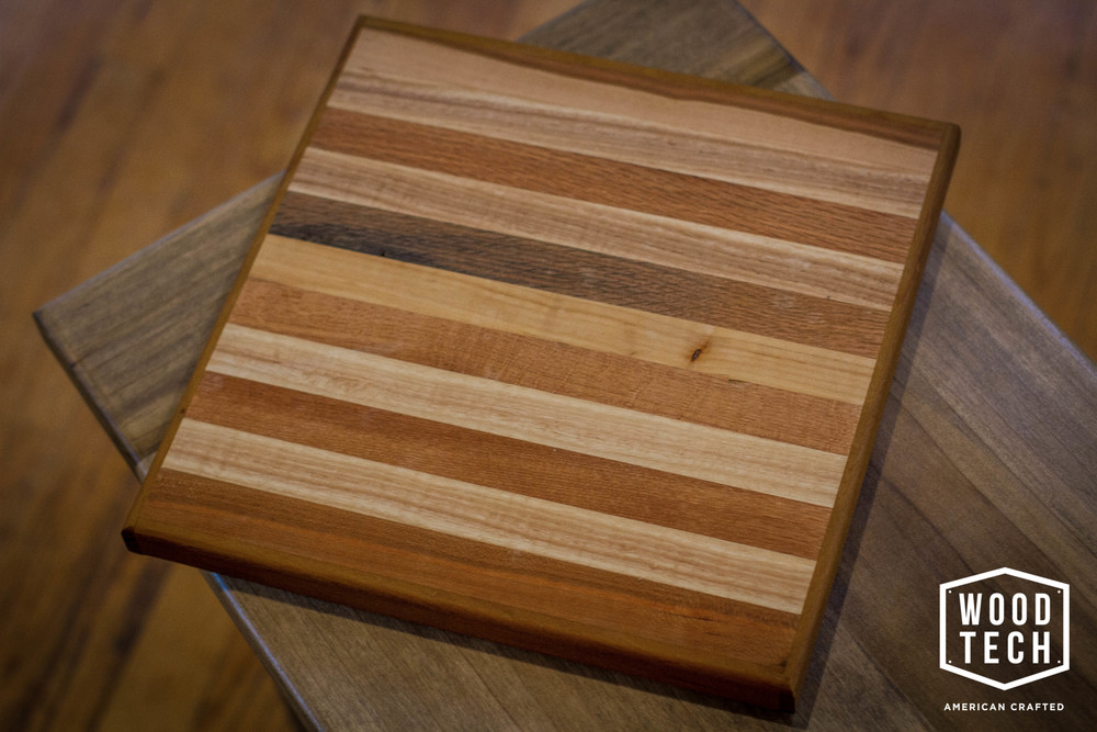 Custom Square Cutting Board