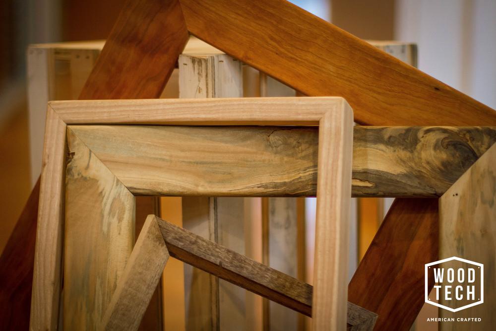 Custom Wooden Frames